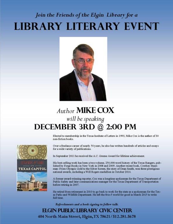 Mike Cox December 2017.jpg